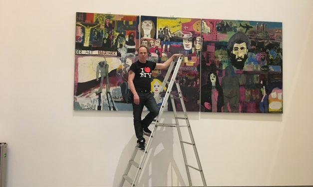 Jan Henning Larsen – Verdensbilde