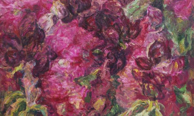Feng Xian Lin – Malerier