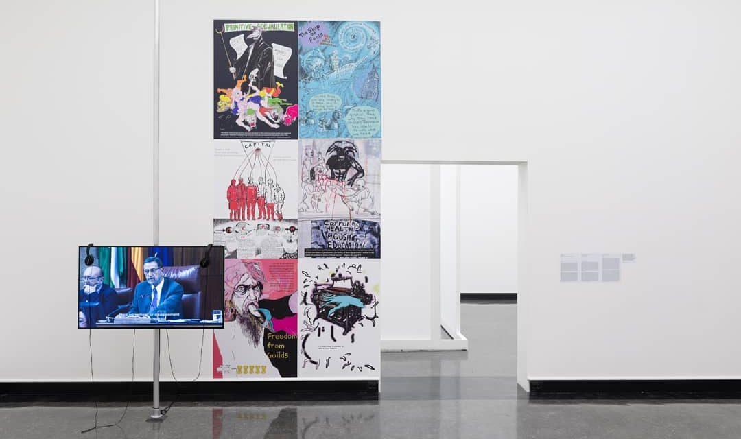 Bergen Kunsthall- Omvisning i utstillingen: Actually the Dead Are Not Dead