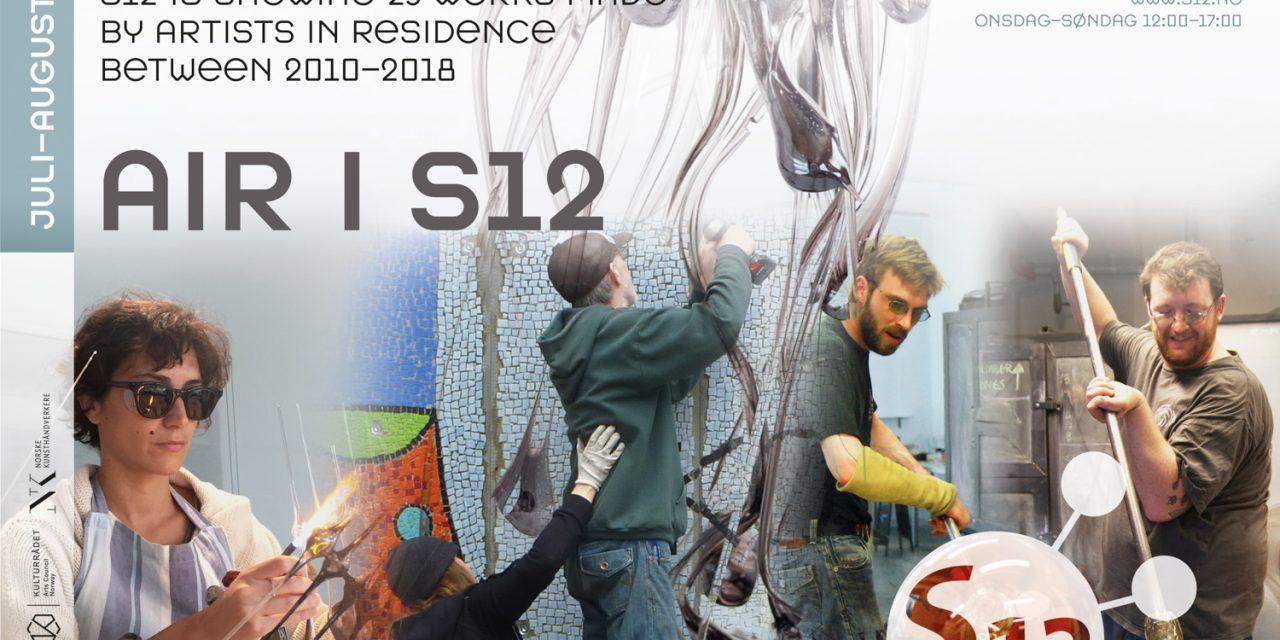 Gjestekunstnerprogram  – AiR i S12 – Retrospektiv