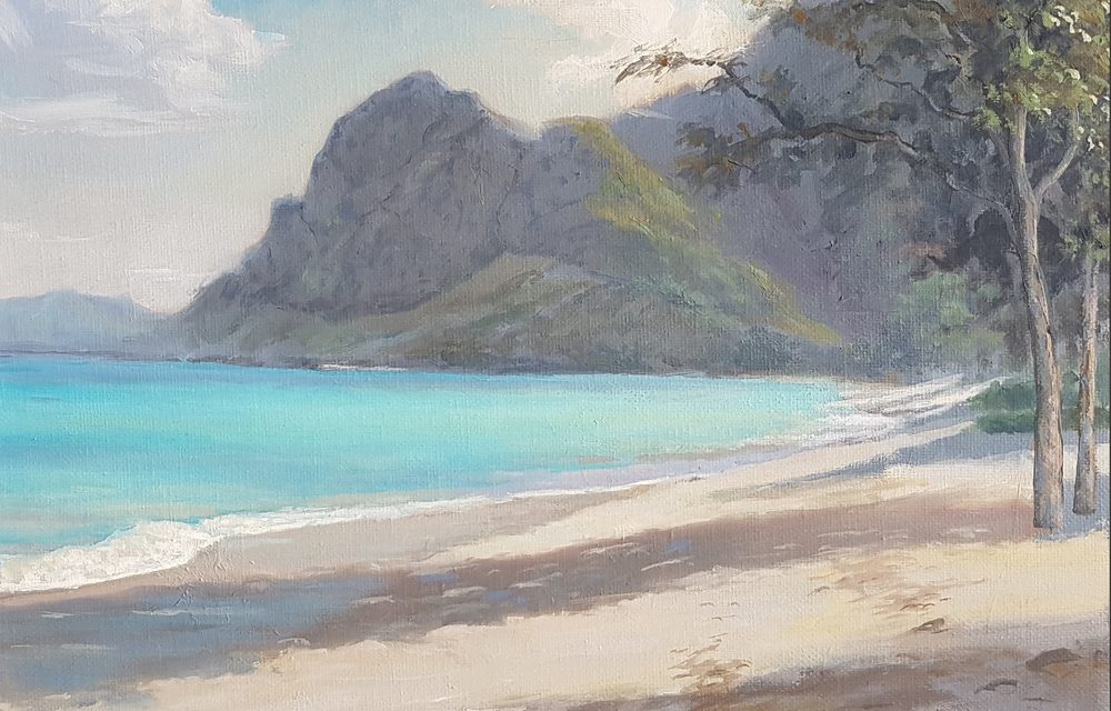 Erik Johansen – Landskap