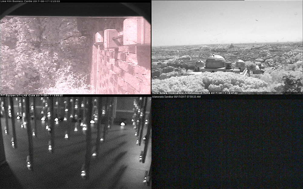 Magnus Bugge – Soundtrack for Webcams