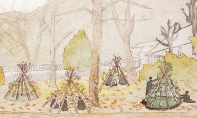 Alicia Lin – Teepee Garden