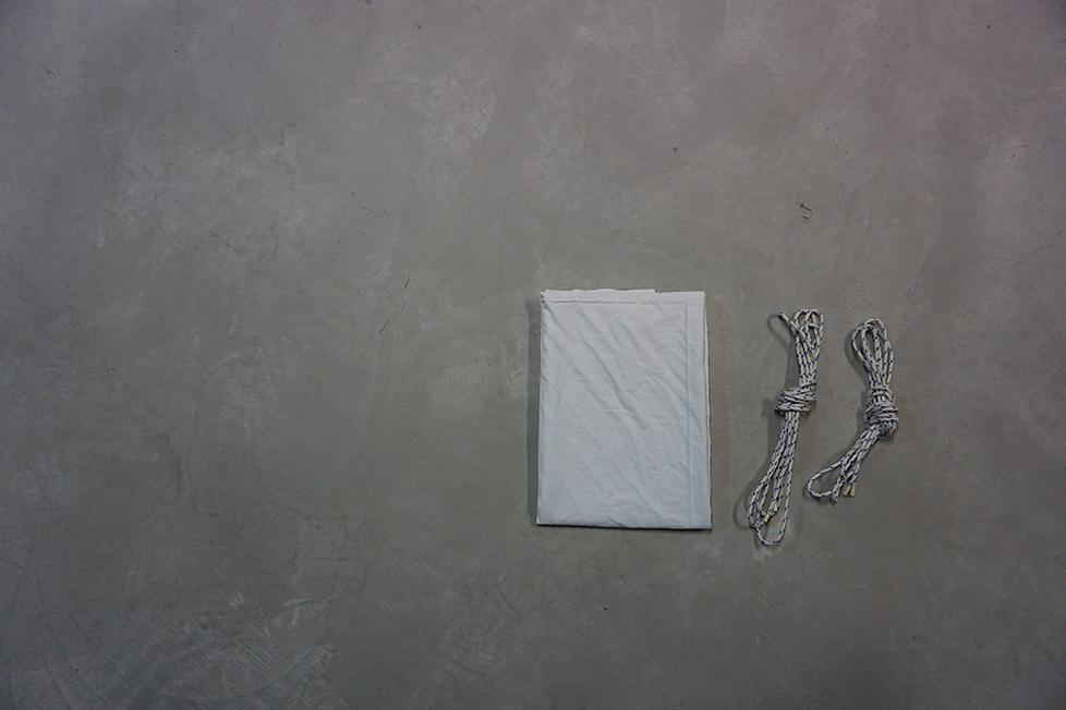 Marit Tunestveit Dyre – Et kvadratisk tekstil, to tau og 15 tankerekker senere