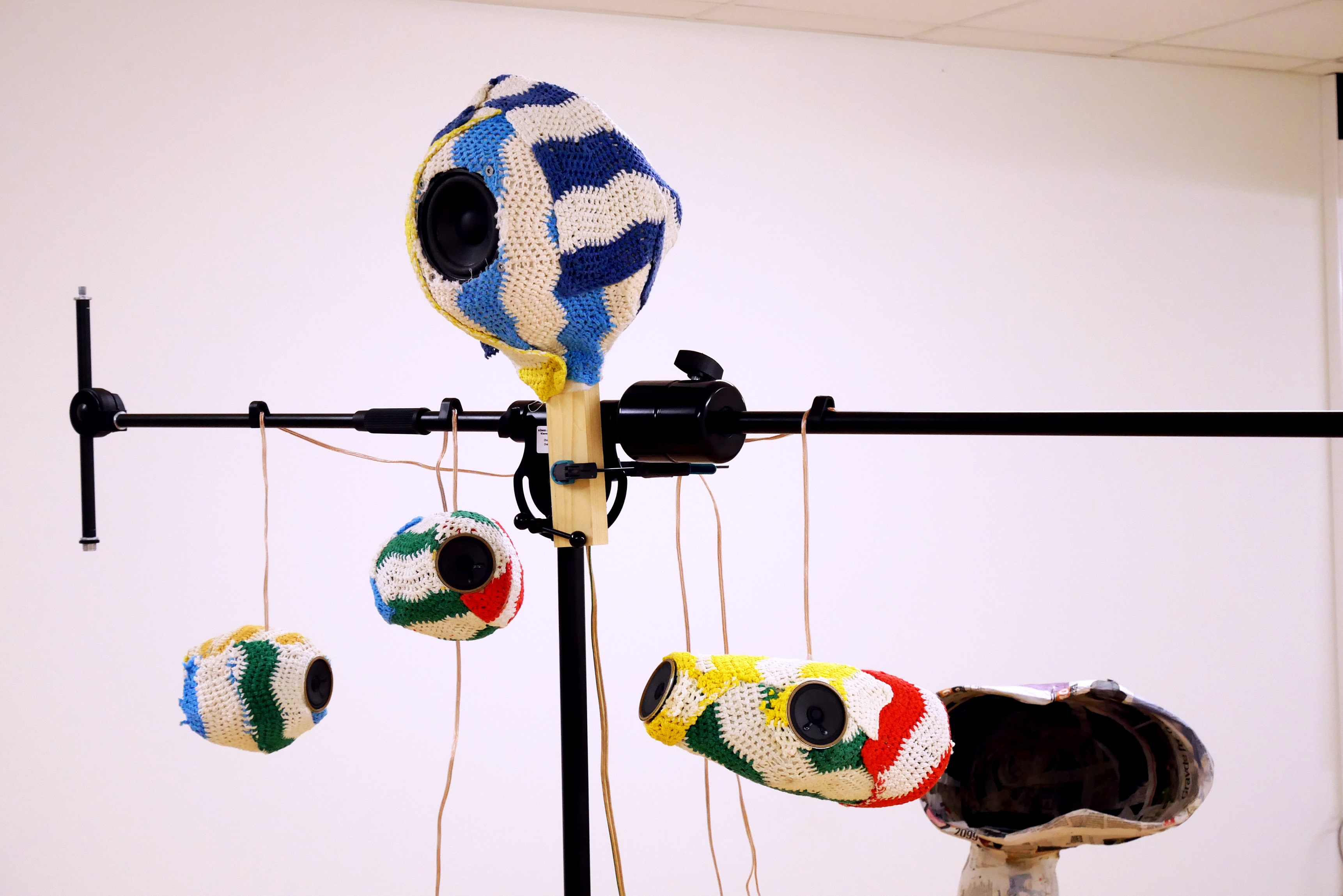 Kunsthuset Wrap / The Arthouse Wrap – Speaker Park
