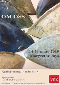 Margrethe Joys – OM OSS