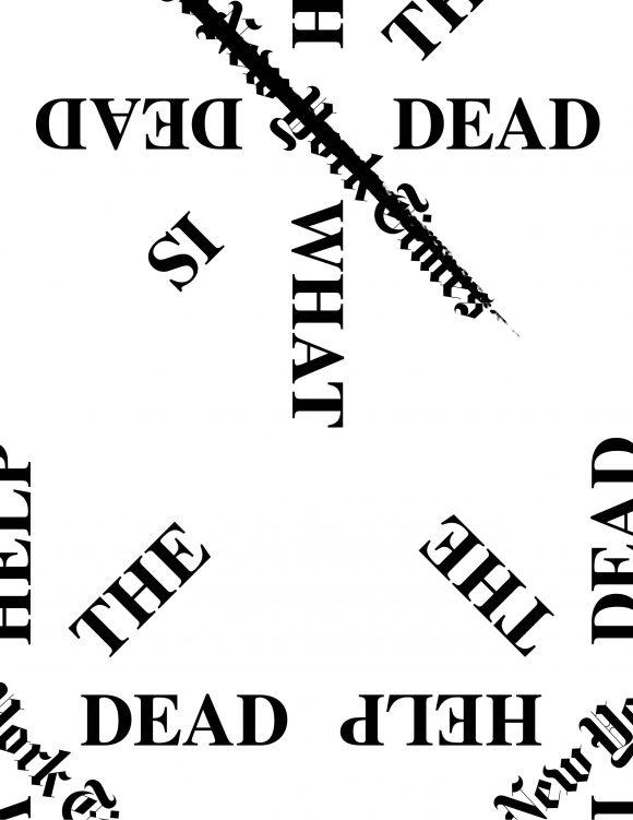 Every Ocean Hughes F.K.A. Emily Roysdon – Help the Dead