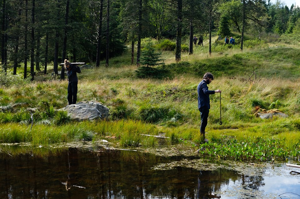 "Performance Art Bergen – PAB OS – PAB Open Session/ ""Among the Trees"""