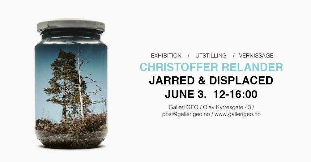Christoffer Relander – Jarred & Displaced