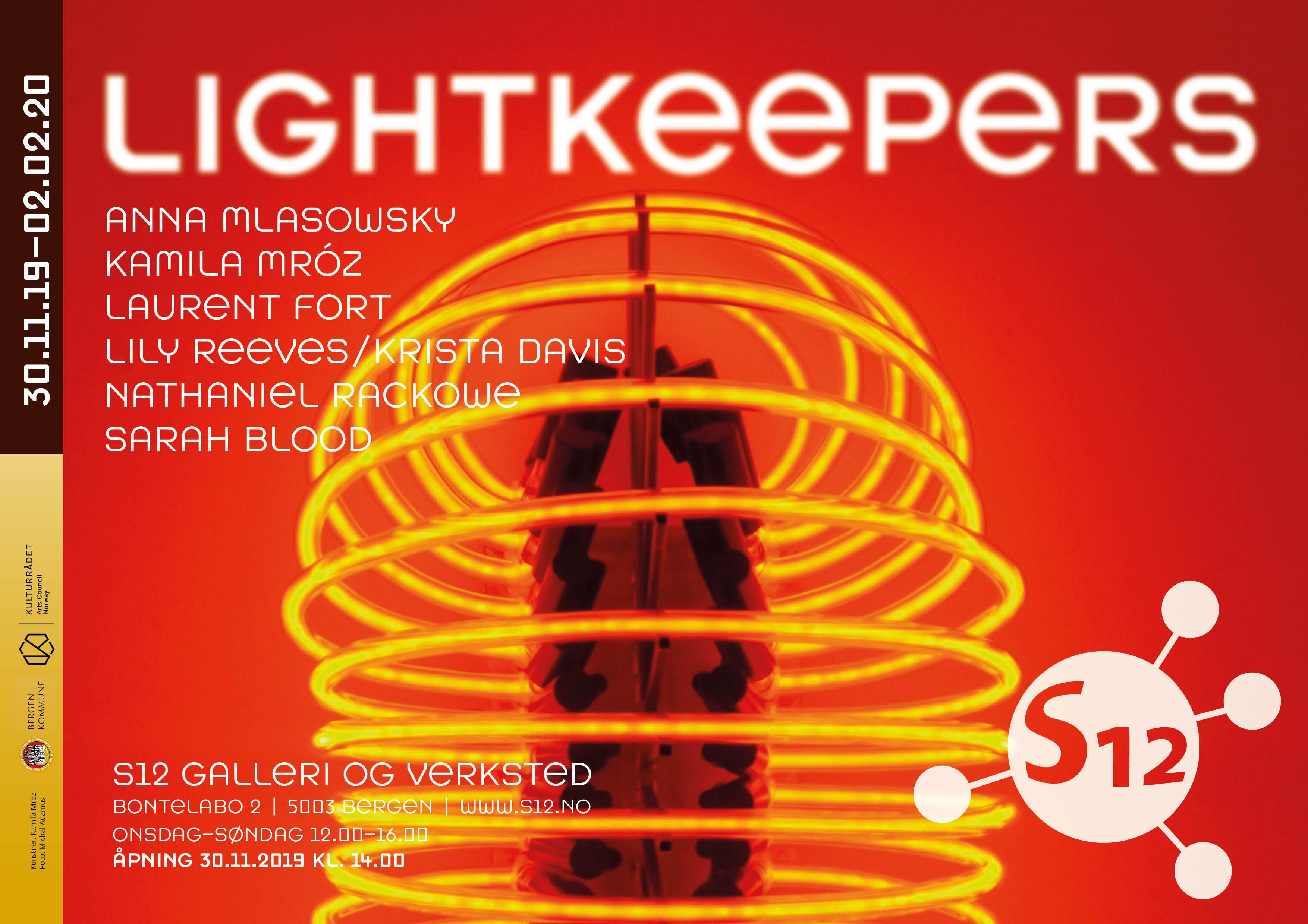 Sarah Blood, Laurent Fort, Anna Mlasowsky, Kamila Mróz, Nathaniel Rackowe og Lily Reeves/Krista Davis – Lightkeepers