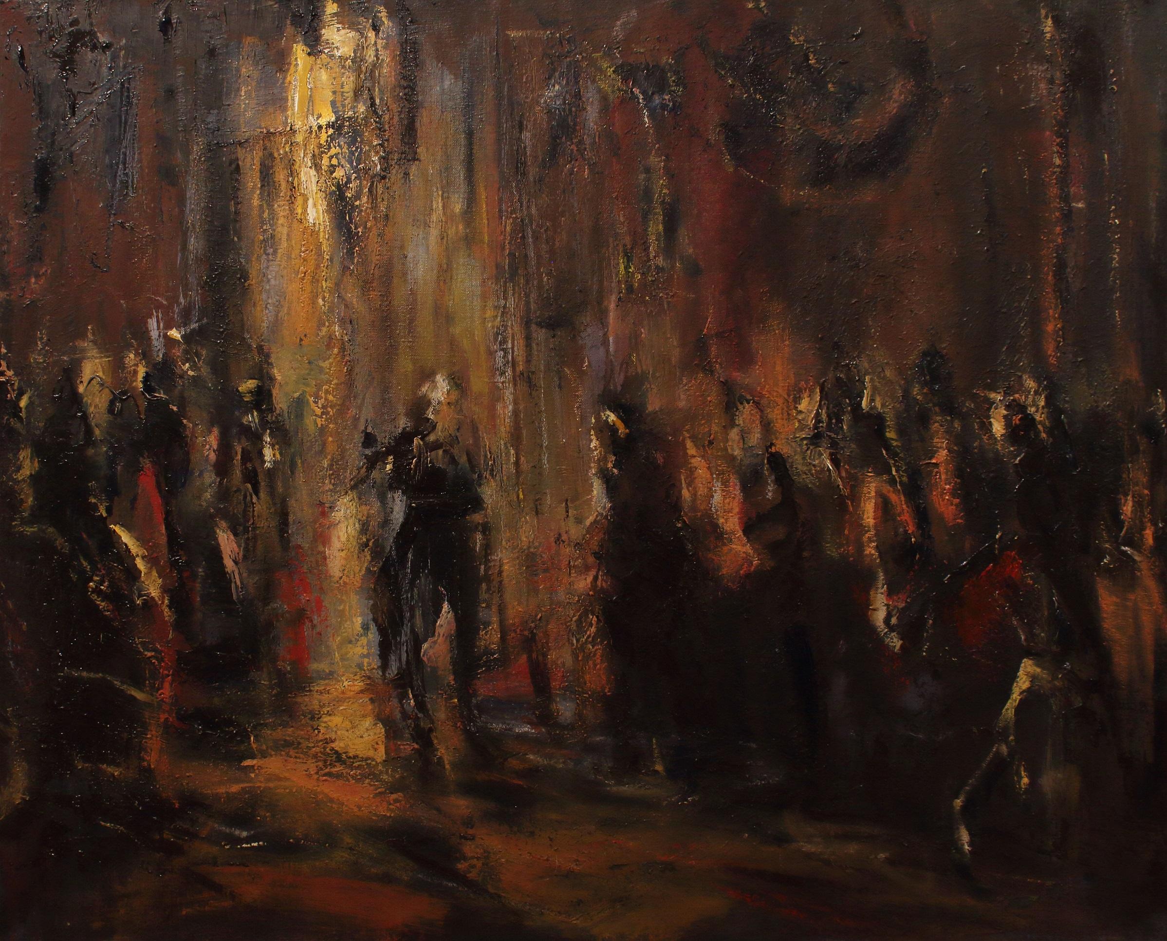Bjarne Svanøe – Malerier og tegninger